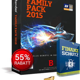 Bitdefender Family Pack 2016 kaufen Rabatt Download