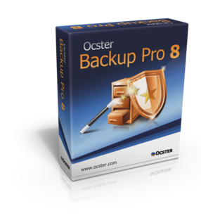 Ocster Backup Pro 8 – Download