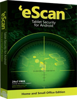 eScan Tablet Security for Android kaufen und downloaden.