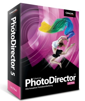 """Cyberlink PhotoDirector 5"" kaufen und downloaden."