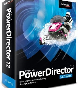 Cyberlink PowerDirector 12 Ultimate kaufen und downloaden.