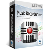 Leawo Music Recorder (Mac Version) kaufen und Download.