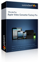 Apple Video Converter Factory Pro kaufen und downloaden