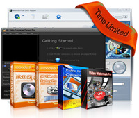 HD Video Converter Factory Pro (+ $10 Get 3 Software Free) kaufen und downloaden