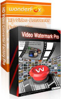 HD Video Converter Factory Pro + Video Watermark kaufen und downloaden