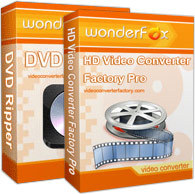 HD Video Converter Factory Pro + WonderFox DVD Ripper kaufen und downloaden