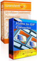 HD Video Converter Pro + Video to GIF Converter kaufen und downloaden