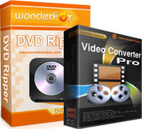 Video Converter Factory Pro (+ Free Get WonderFox DVD Ripper) kaufen und downloaden