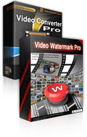 Video Converter Factory Pro + Video Watermark kaufen und downloaden