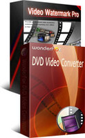 WonderFox Video Watermark + WonderFox DVD Video Converter Family Pack kaufen und downloaden mit Rabatt sowie Gutschein.