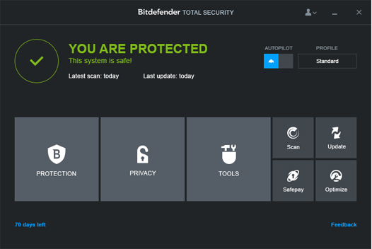 Vorbestellen 2015: Bitdefender Internet Security, Total Security und Antivirus Plus