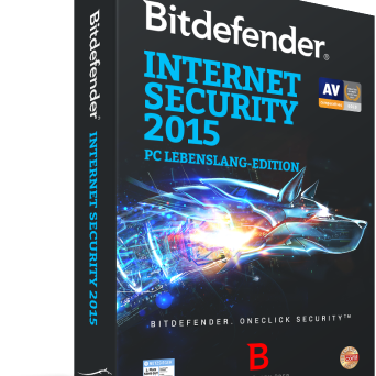 Bitdefender Internet Security 2015 kaufen und Download – Rabattgutschein