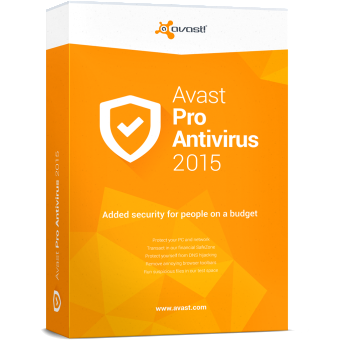 avast Pro Antivirus 2015 cheap with discount coupon download